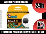 TUSZ INKWORLD CZARNY (FOTO BLACK) DO HP 364XL pBK, KURIER, WYS. 24H!
