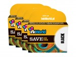 KOMPLET INKWORLD DO HP 4x 711XL CMYK, 711 XL, WYS. 24H