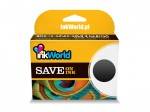 TUSZ INKWORLD CZARNY (BLACK) DO HP 711XL BK, 711 XL,KURIER, WYS. 24H
