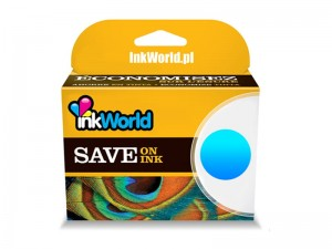 TUSZ INKWORLD 903 NIEBIESKI (CYAN) DO HP 903XL C, KURIER, WYS. 24H