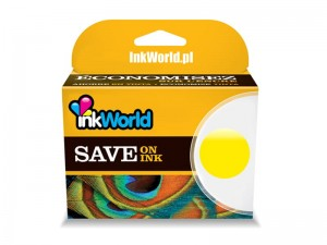 TUSZ INKWORLD 903XL ŻÓŁTY (YELLOW) DO HP 903 XL Y, KURIER, WYS. 24H